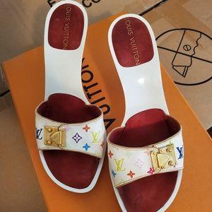 100% Authentic  Louis Vuitton Sandal